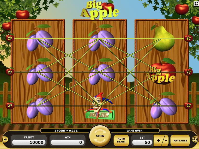 Spiele Big Apple - Video Slots Online