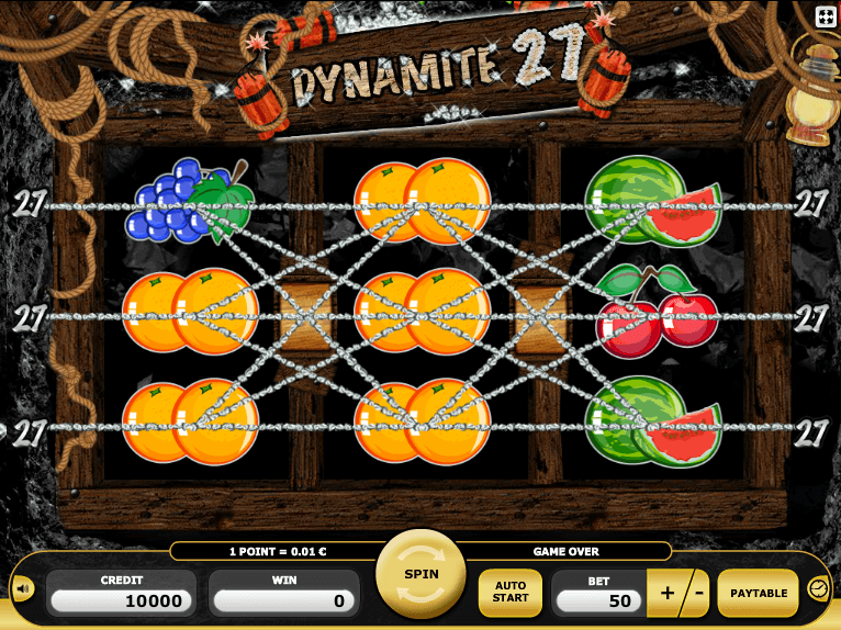 Spiele Dynamite 27 - Video Slots Online