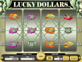 Picture - Lucky Dollars free online slot