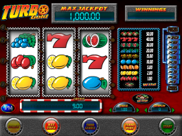 Free online slot Turbo Gold