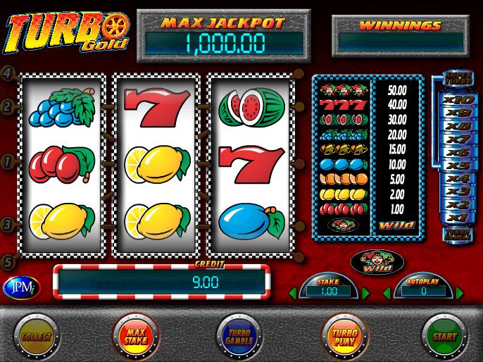 Spiele Turbo Gold - Video Slots Online
