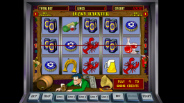 Lucky Haunter online free slot