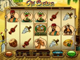 free online slot Ali Baba
