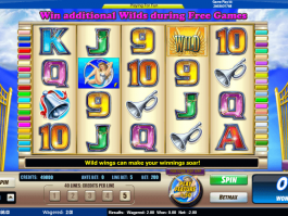 Angel´s Touch free online slot