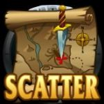 Scatter symbol of casino free game Arctic Fortune