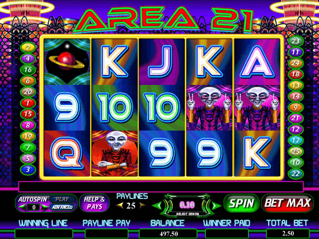 21 Slots