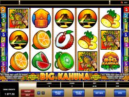 free online slot Big Kahuna
