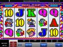 online slot Big Top free