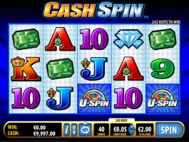 free online slot Cash Spin