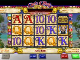 online free slot Chest of Plenty