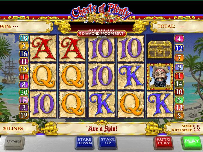 Plenty Slots Casino