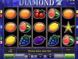 Online free slot Diamond 7 no deposit