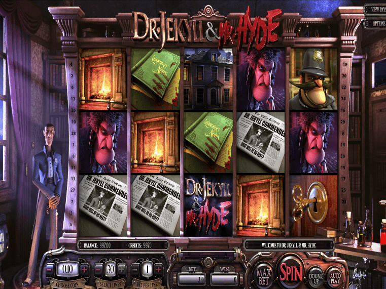 online free slot Dr. Jekyll & Mr. Hyde