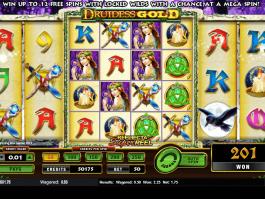 online free slot Druidess Gold