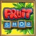Wild Symbol from online slot machine Fruit Shop for fun