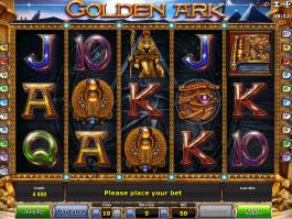 Online free casino slot Golden Ark