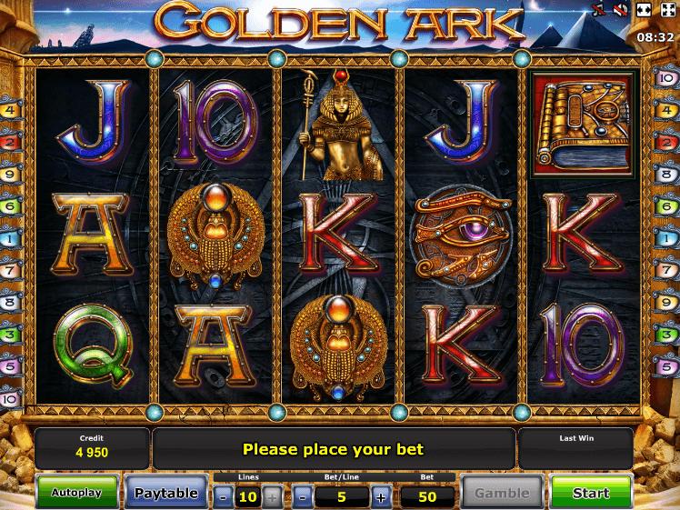 Spiele Golden Ark - Video Slots Online