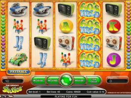 free online slot Groovy 60s