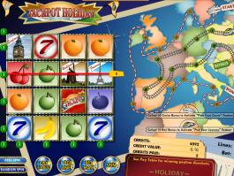 Jackpot Holiday online free slot