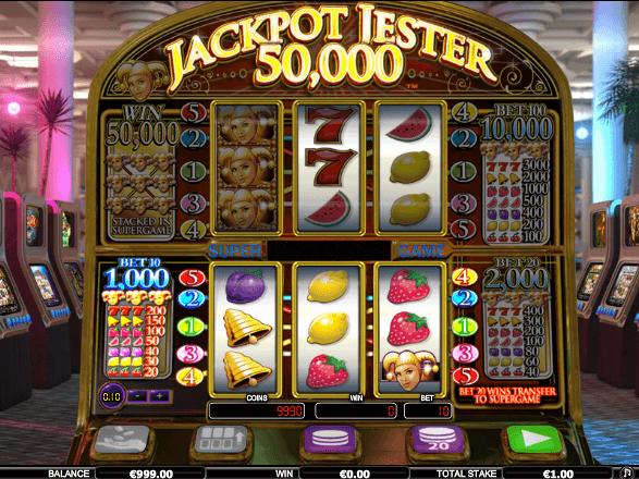 Jackpot Mode Online