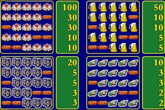 Lucky Haunter online casino slot machine