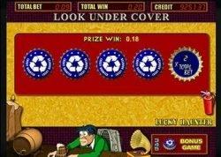 Online slot machine Lucky Haunter for fun