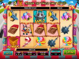 Mad Pinatas online free slot