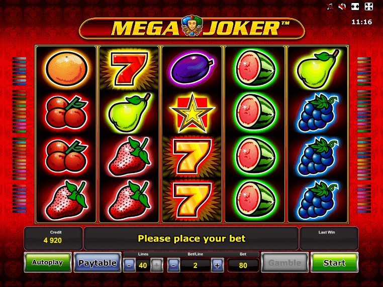 Joker 10000 Slot - Play Online Slots for Free