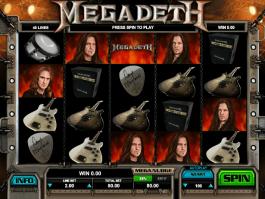 online free slot Megadeth