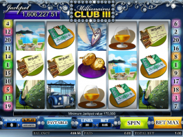 online free slot Millionaires Club III