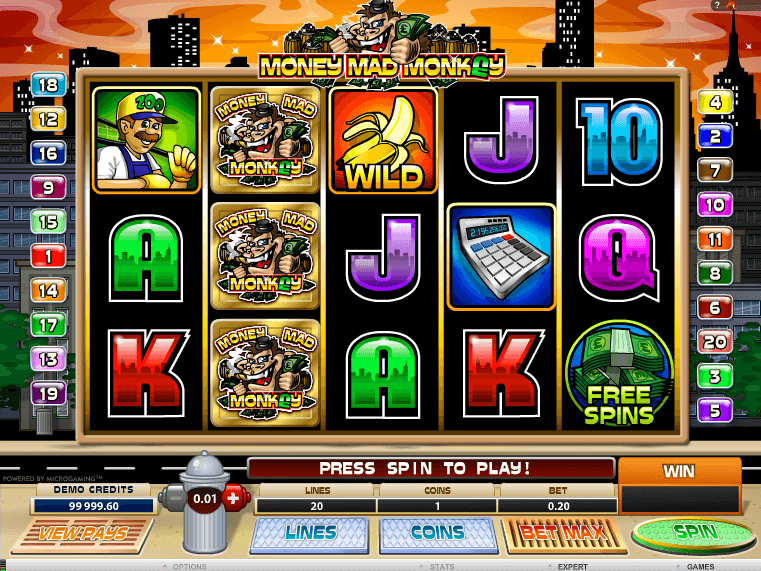 Money Slots Online