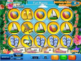 Paradise Beach free online slot