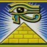 Free casino online slot Pharaoh´s Gold II - scatter symbol