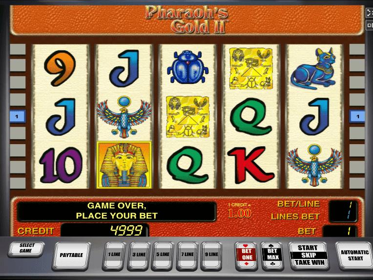 Spiele PharaohS Gold II - Video Slots Online