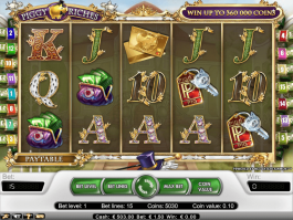 Free online Piggy Riches no deposit slot
