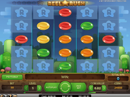 free online casino slot Reel Rush