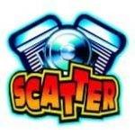 Scatter symbol - online slot machine Reel Thunder no deposit