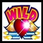 Wild symbol - online casino slot machine Reel Thunder