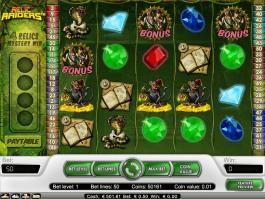 Online free casino Relic Raiders no deposit slot