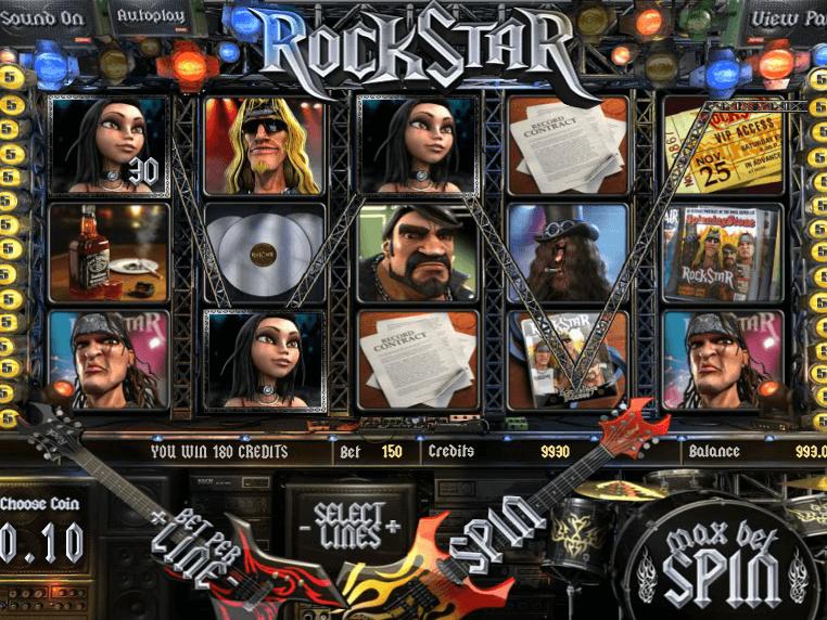 free online slot Rockstar