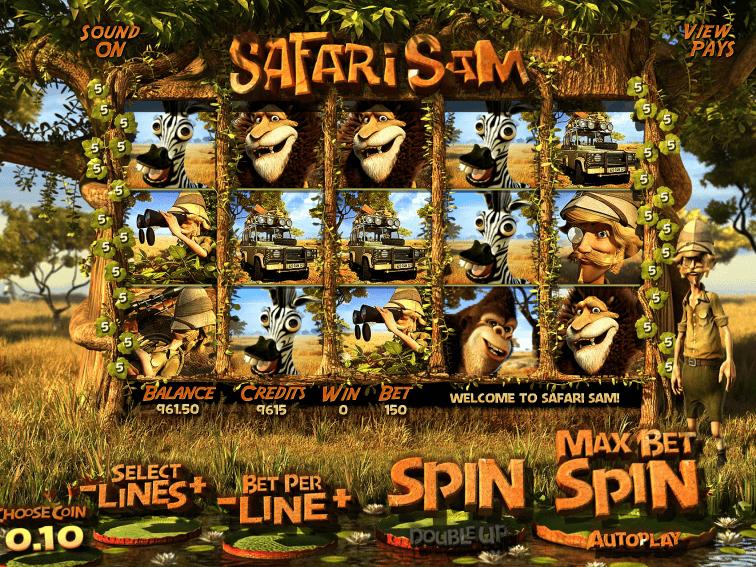 Spiele Safari Sam - Video Slots Online