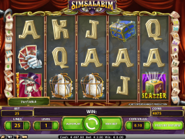 Simsalabim online free slot for fun