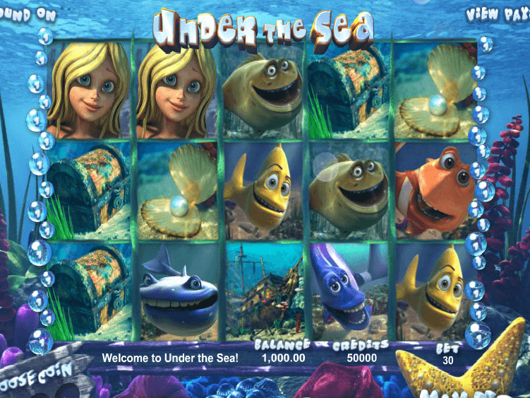 online free slot Under the Sea