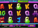 So Many Monsters online free slot