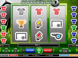free online slot Soccer Slots