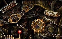Free Spins from online casino slot machine Steam Punk Heroes