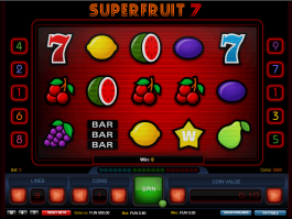 Superfruit 7 free online slot