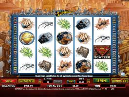 free online slot Superman