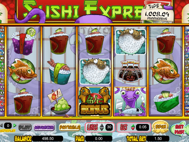 Monster Sushi Slot Machine - Play Online for Free Now