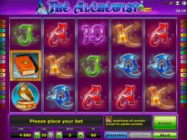 online free casino slot The Alchemist